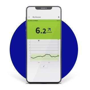 Freestyle LibreLink 2 App